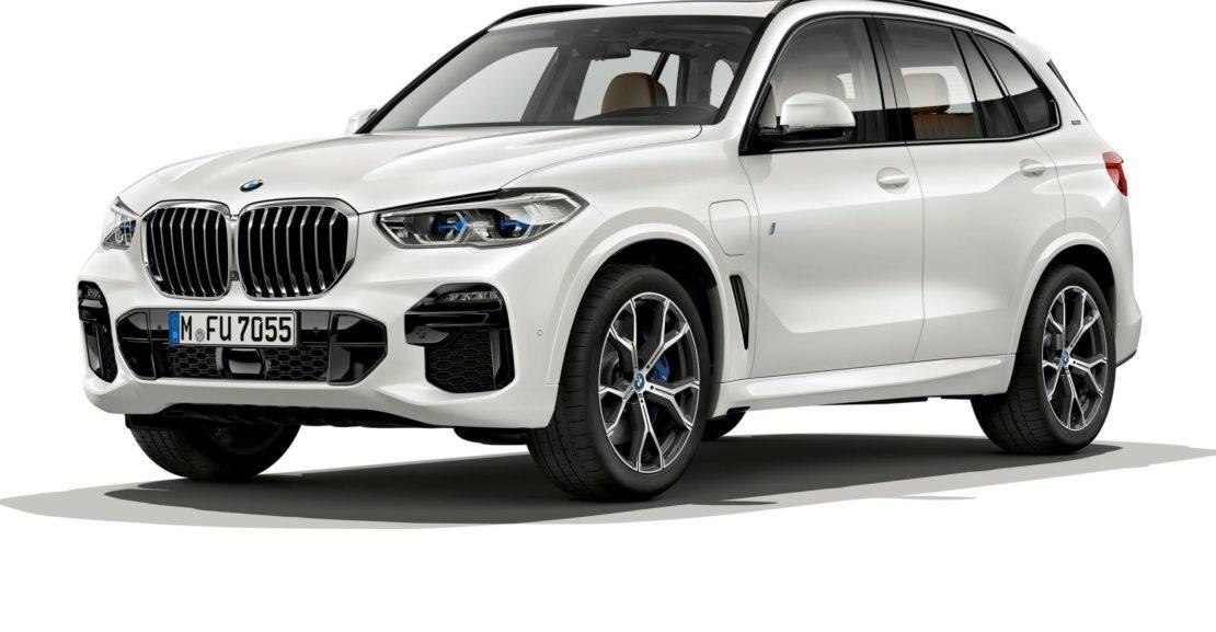 BMW X5 Ibrido
