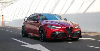 Alfa Romeo Giulia GTA e GTAm
