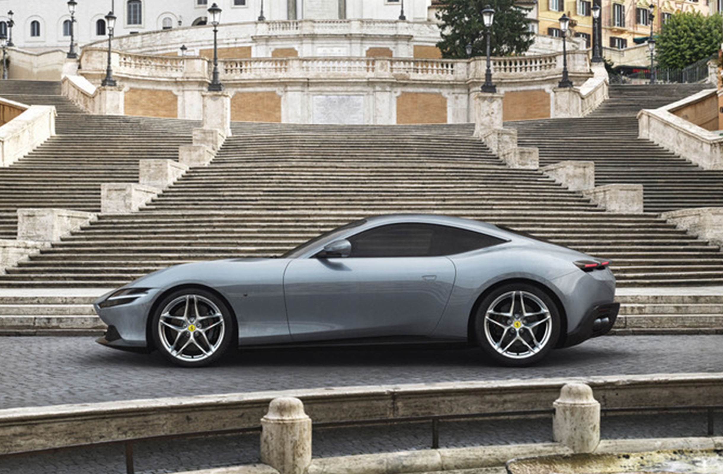 Ferrari Roma front 3