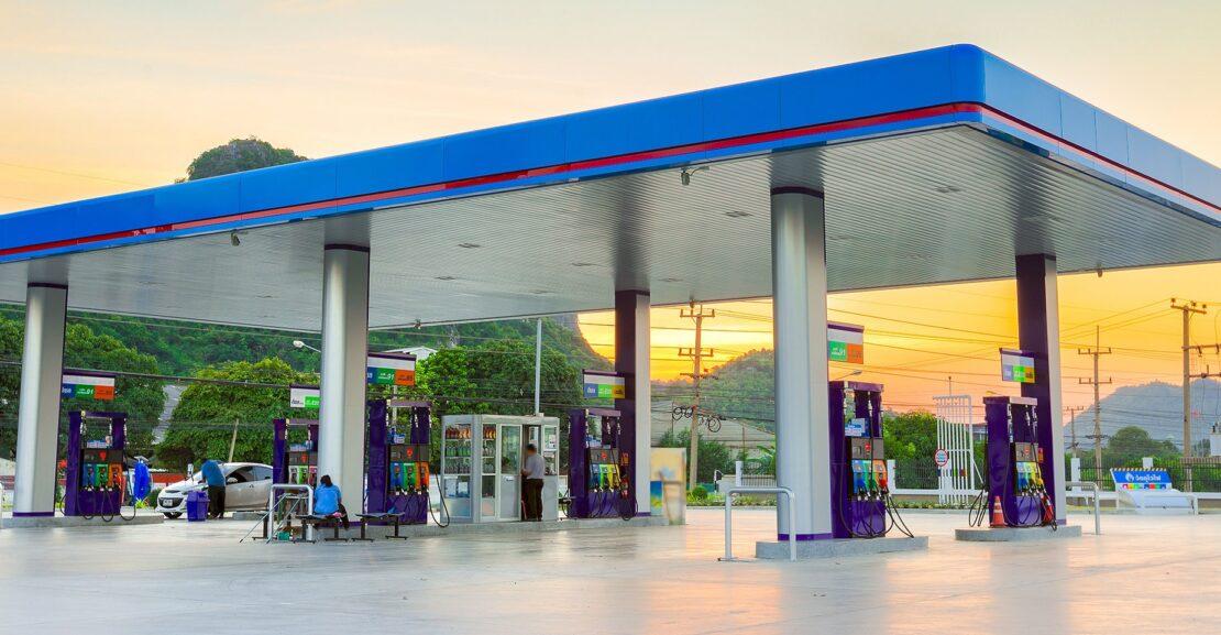 Benzinai senza logo